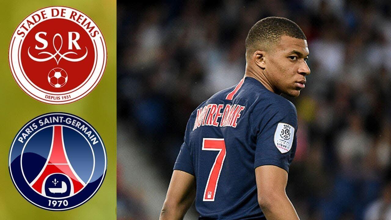 Reims 3-1 Paris Saint-Germain