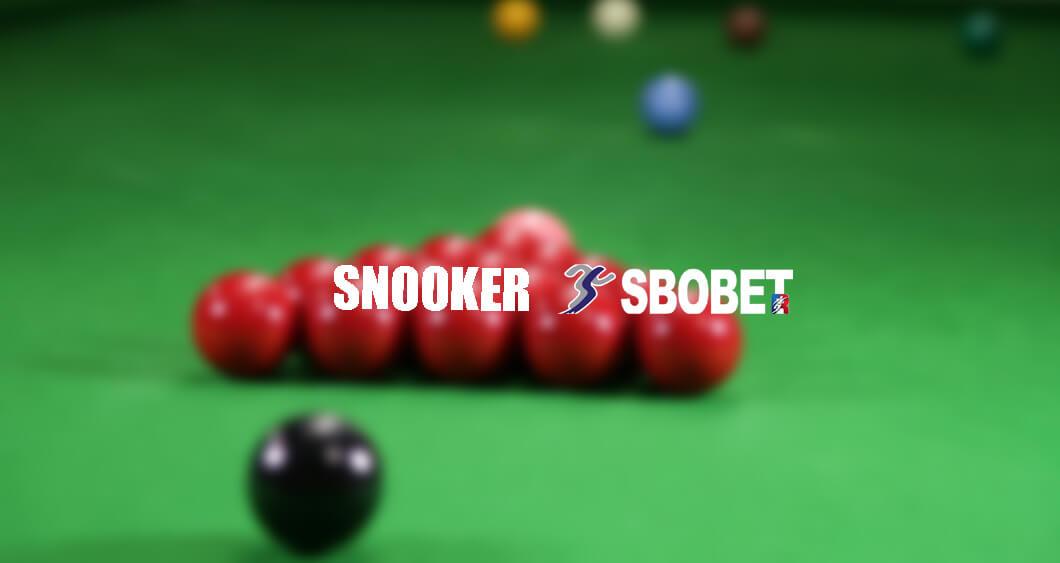 SBOBET SNOOKER อีก 1 รูปแบบการแทงสนุ๊กเกอร์ที่ได้รับความนิยมอย่างมาก