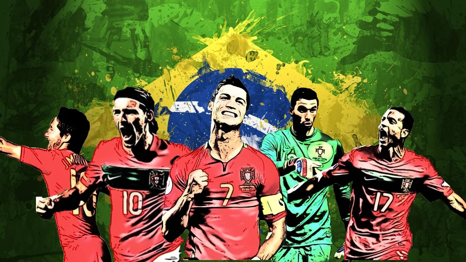 5 ทีมชาติที่เก่งที่สุด ที่เเฟนบอลโลกและนักเดิมพันไม่ควรพลาดในเวลานี้