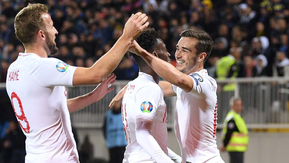 ดูบอลย้อนหลัง โคโซโว 0-4 อังกฤษ ยูโร 2020 รอบคัดเลือก
