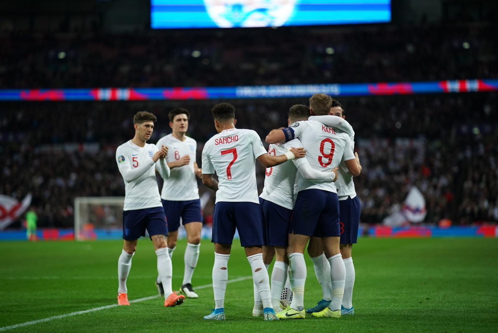 ดูบอลย้อนหลังอังกฤษ 7-0 มอนเตเนโกร ยูโร 2020 รอบคัดเลือก
