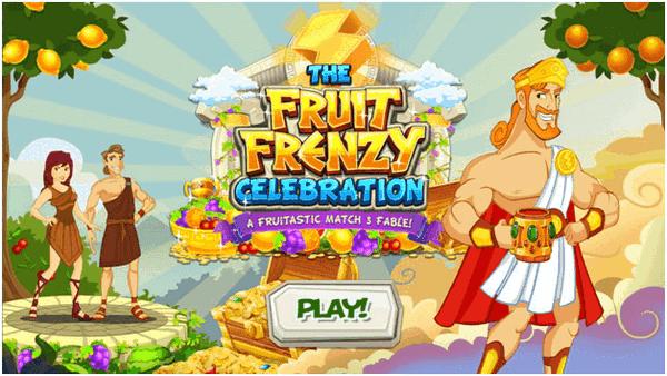 วิธีเล่น Fruit Frenzy การเดิมพันเกมส์เลือกผลไม้ของเทพเจ้าซูส SBOBET