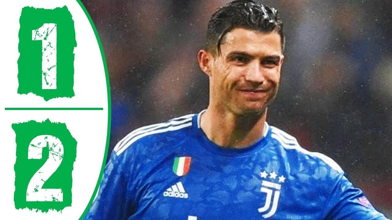 Lokomotiv Moscow 1-2 Juventus highlights