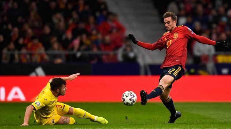 ดูบอลย้อนหลัง สเปน 5-0 โรมาเนีย ยูโร 2020 รอบคัดเลือก