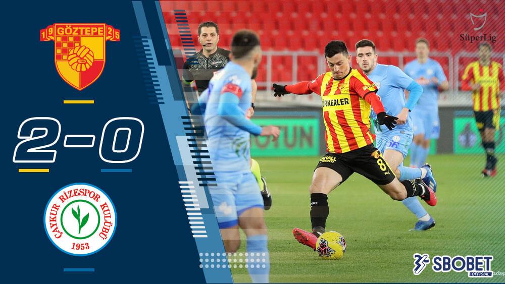 ผลบอลเมื่อคืน กัซเทป 2-0 เคย์เคอร์ ริเซสปอร์ ตุรกี ซุปเปอร์ลีก
